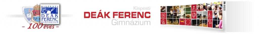 Kispesti Deák Ferenc Gimnázium